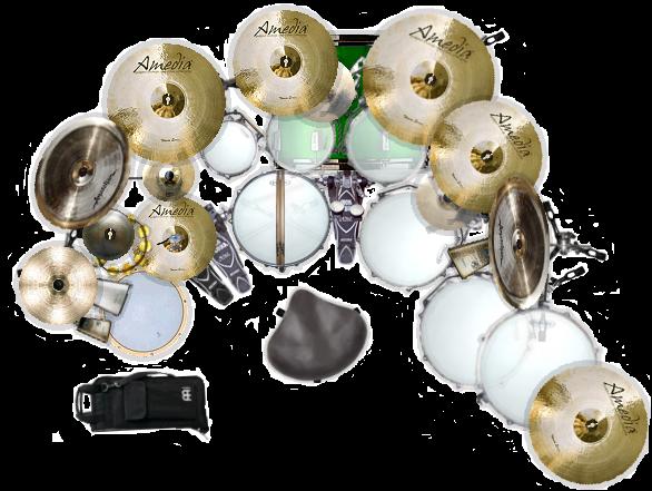 DW Drumkit